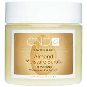 CND Almond Moisture Scrub 496g